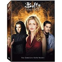Lá nos EUA/DVD: Buffy – 6ª Temporada, Mais uma vez, com sentimentos!