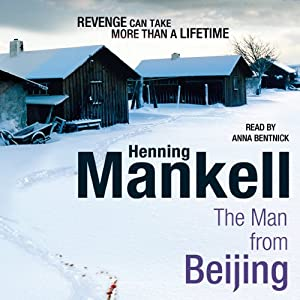 The Man From Beijing | Livre audio