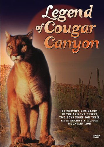Legend of Cougar Canyon a/k/a Secret of Navajo Cave