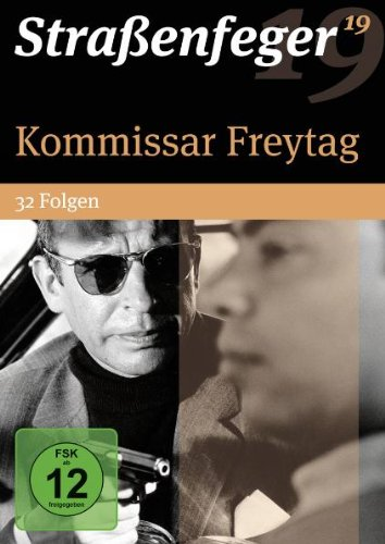 Straßenfeger 19 - Kommissar Freytag [4 DVDs]