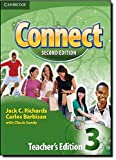 img - for Connect Level 3 Teacher's edition (Connect (Cambridge)) book / textbook / text book
