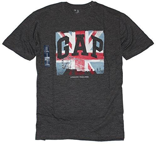 gap-mens-short-sleeve-logo-graphic-t-shirt-m-dark-grey