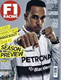 F1 Racing [UK] March 2014 (単号)