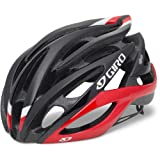 Giro Atmos Helmet - Red/Black, Small