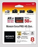 Sony MSHX8B Memory Stick Pro Duo 8GB