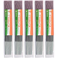 KTR Bamboo Tiranga Incense Sticks (48 Cm, Multicolour, Pack Of 5)