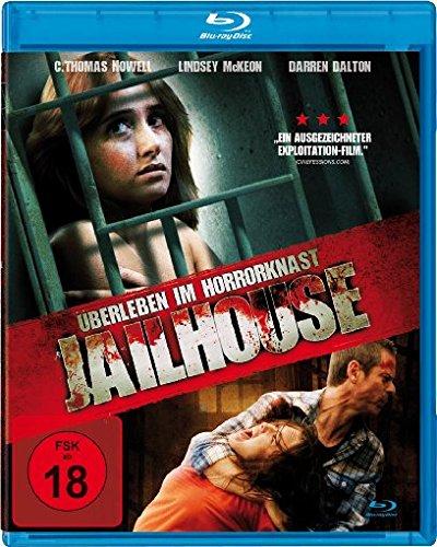 The Jailhouse - Überleben im Horrorknast [Blu-Ray]