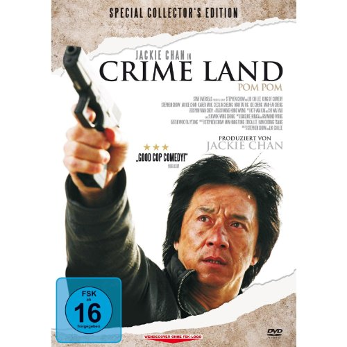 Jackie Chan - CRIME LAND - Pom Pom