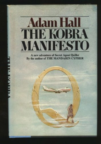 The Kobra Manifesto, ADAM HALL