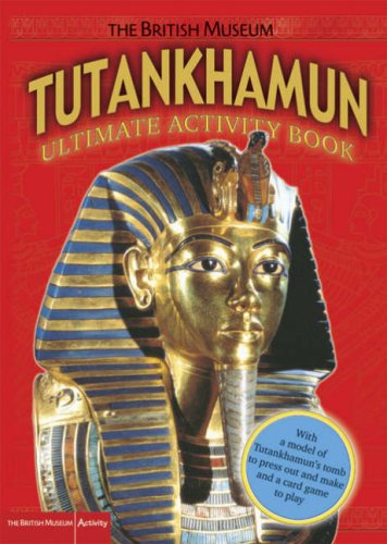 Tutankhamun: Ultimate Activity Book