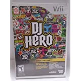 NINTENDO Wii DJ HERO -- START THE PARTY by Activision