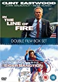 Double: In The Line Of Fire / The Eiger Sanction [DVD]