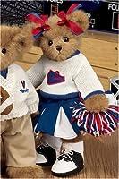 Bearington Bears Vicky Varsity - Cheerleader Bear by Bearington