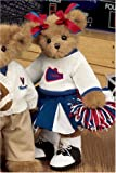 Bearington Collection Vicky Varsity Cheerleader Bear
