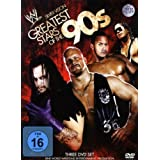 "WWE - Greatest Stars of the 90s (3 DVDs)von ""The Undertaker"""