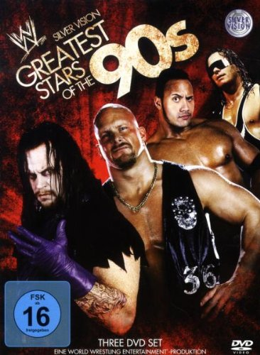 WWE - Greatest Stars of the 90s (3 DVDs)