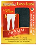 Mens Thermal Underwears Long Johns Br...