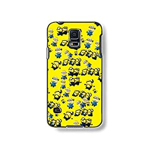 So Many Minions Yellow Phone case for Samsung Galaxy S5