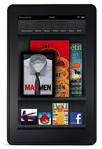 Kindle Fire (Previous Generation) - Includes Special Offers
