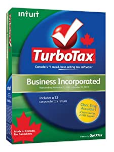 Intuit TurboTax Business Incorporated 2011 (418516)