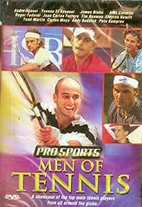Pro Sports Men of Tennis