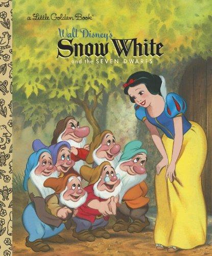 Snow White and the Seven Dwarfs (Disney Princess) (Little Golden Book) - RH Disney