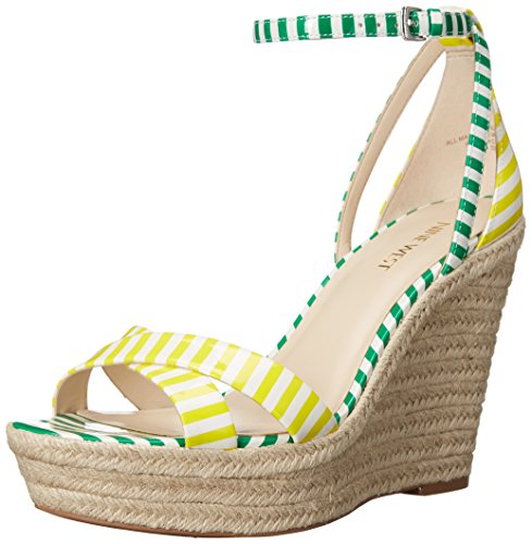 Nine-West-Womens-Joker-Synthetic-Wedge-Sandal