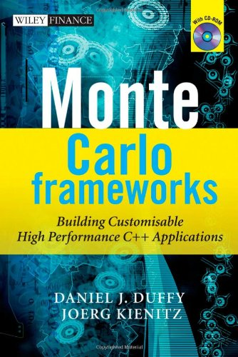 Monte Carlo Frameworks: Building Customisable High-performance C++ Applications