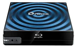 Plextor PX-B120U USB Slim Top Loading External Blu-ray Reader