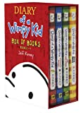 Image of Diary of a Wimpy Kid Box of Books (1-4)