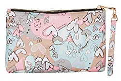 Scoop street 22055A Lt. Blue Cosmetic Pouch