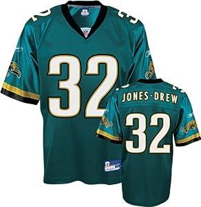 Reebok Jacksonville Jaguars Maurice Jones-Drew Replica Jersey by Reebok