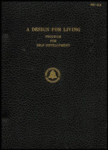 A Design for Living: Program for Self-Development [HE-53]