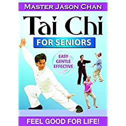 Tai Chi for Seniors Now In NTSC