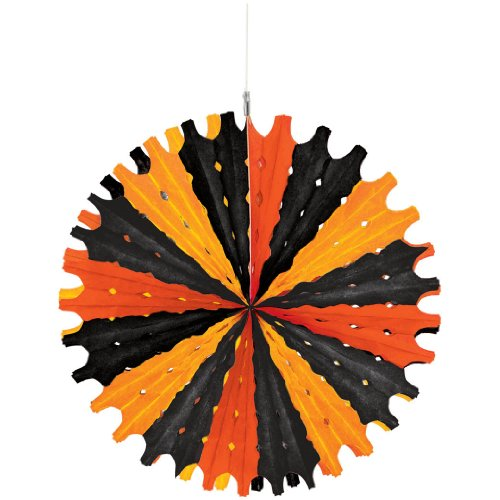 Halloween - Halloween Fan Decoration - Amscan