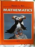 img - for Harper & Row Mathematics book / textbook / text book