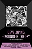 img - for DEVELOPING GROUNDED THEORY: THE SECOND GENERATION (Developing Qualitative Inquiry) book / textbook / text book