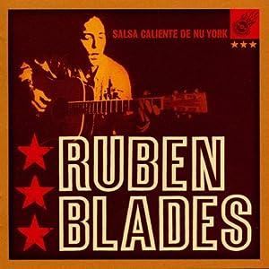 Ruben Blades - Salsa Caliente De Nu York - Amazon.com Music