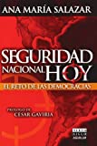 img - for Seguridad nacional hoy: El reto de las democracias (Nuevo Siglo) (Spanish Edition) book / textbook / text book