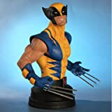 Wolverine Modern Marvel Gentle Giant Mini Bust