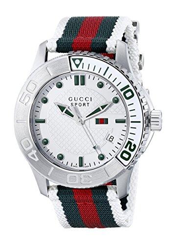 Gucci G TIMELESS SPORT, Orologio da polso Uomo