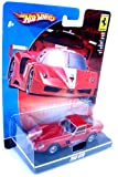 Hot Wheels Red Ferrari 250 GTO Die-Cast Collectors Car (10cm) [Toy]