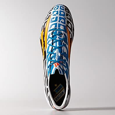 Buy adidas F50 adizero FG (Messi) (WC) Lionel Messi World Cup Battle Pack Soccer Cleat by adidas