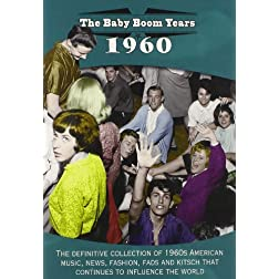 Baby Boom Years: 1960