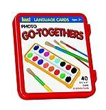 Smethport 971 Idioma Tarjetas-Go-Togethers-Pack de 2