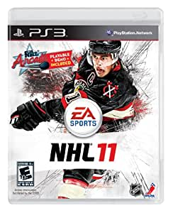 NHL 11 - PlayStation 3 Standard Edition