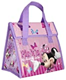 Planet Zak's Good to Go Minnie Mouse Insulated Reusable Lunch Tote