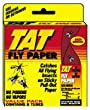 TAT Fly Paper, 8Pk Fly Paper Ribbon