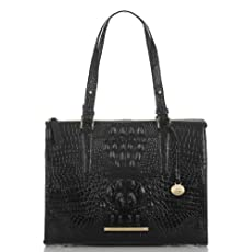 Anywhere Tote<br>Black Melbourne