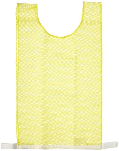 Sportime Scrimme Pinnie Scrimmage Vest - Youth-Size - Yellow